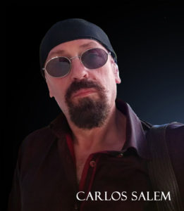foto del poeta Carlos Salem