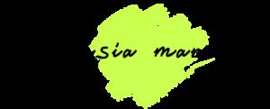 Logo La poesía mancha verde