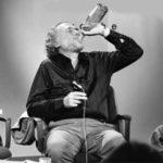 Foto del poeta Charles Bukowski
