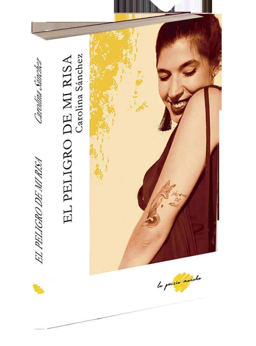 Portada libro de poesía de Carolina Sánchez