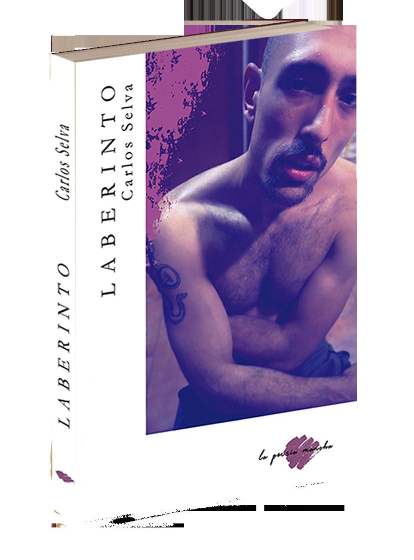 Portada libro de Carlos Selva en La poesía Mancha