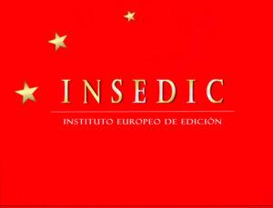 Logotipo INSEDIC. La poesía mancha