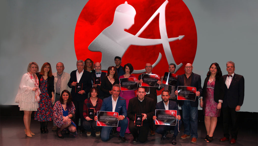 Ganadores Premios Arquero de PLata