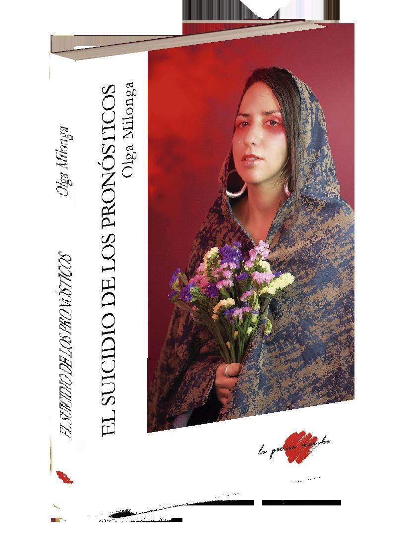Libro de poesía de Olga Milonga