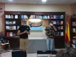 Luis Folgado y Carlos Salem