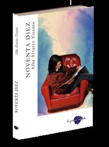 Libro de poesía de Alba Álvarez